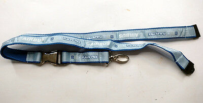 Airbus lanyard extremely rare and brand new 100% authentic from airbus factory