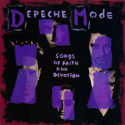 Depeche Mode - Songs Of Faith And Devotion [New CD]