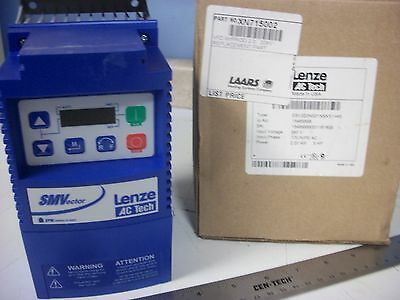 Lenze ESV222N02YXB Variable Frequency Drive, 240 volt
