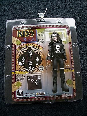"""KISS 8 Inch Action Figures Hotter Than Hell Series """"The Demon"""""""
