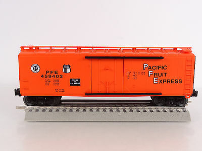 Lionel O Scale 1998 TTOS Cal Stewart Pacific Fruit Express PFE Reefer 6-52154