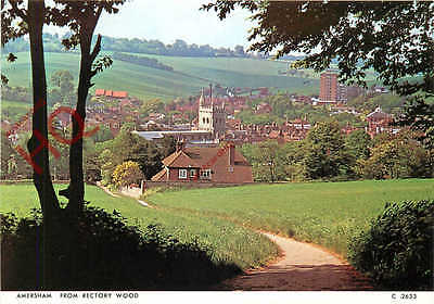 Postcard- Amersham, From Rectory Wood