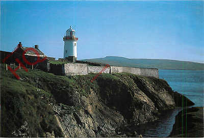 Postcard, Broadhaven, Co. Mayo, Lighthouse