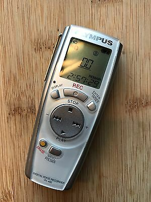 Olympus VN-480 Digital Voice Recorder Dictaphone 64MB