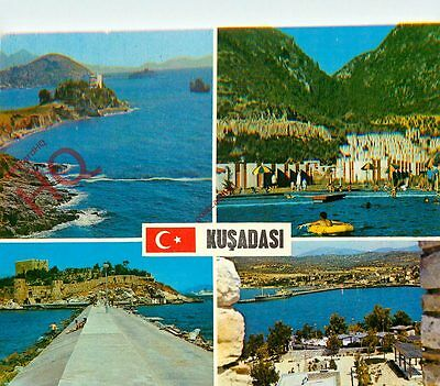 Postcard: Kusadasi (Multiview)