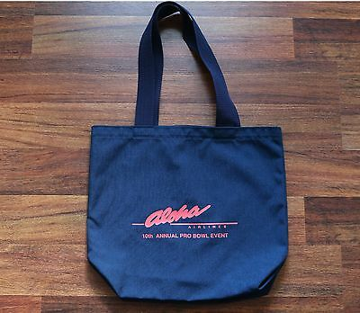 Hawaii Aloha Airlines Flight Tote Bag