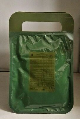 Military Russian Army FSB Mountain Food 2018 Ration Daily Pack MRE 8 set Rare