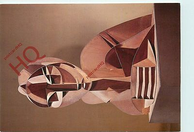 Postcard:-Naum Gabo, Head No. 2