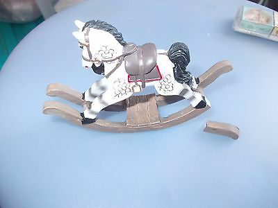 Nice Rocking Horse For A Dolls House