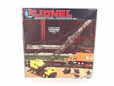 Lionel O/O27 Scale Crane Assembly Kit Item 6-12750 New