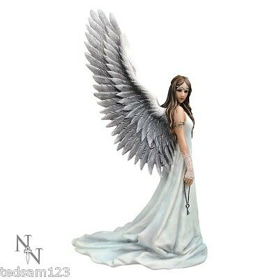 ' Spirit Guide '  Figurine  -  Anne Stokes  -  Nemesis Now  -  Plus Free Gift
