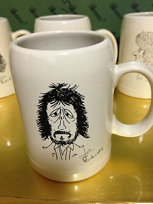 John Entwistle designed The WHO limited edition tankards set 11 of 250