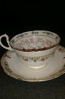 The cup of knowledge by AYNSLEY England RdNo702537
