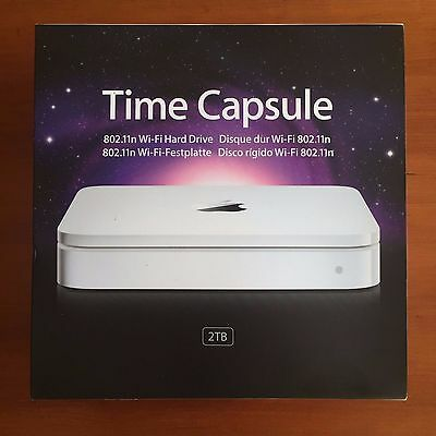 Apple Time Capsule A1409 2 To (4th Gen) * COMPLET
