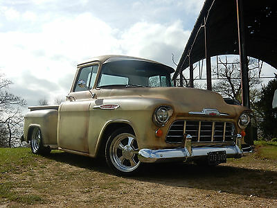 1956 Chevrolet Gmc 3100 Pickup Truck *mustang 2 Front End *new 383 470Bhp Engine