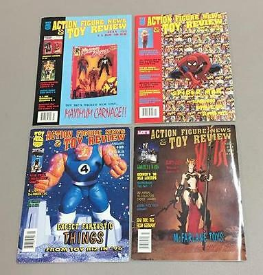 Lee's Toy Review & Action Figure News Back Issue Magazine Lot Of 28