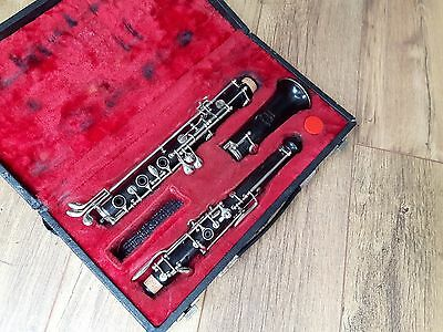 F Buisson Wooden Oboe - Serviced