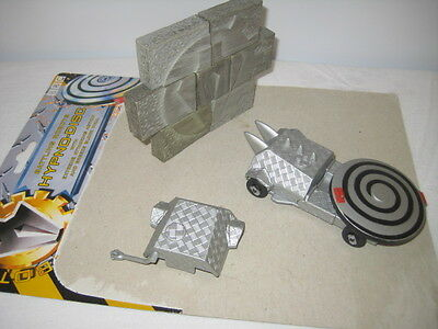 BBC Robot Wars Hypno-disc Pull back & Go with accessories