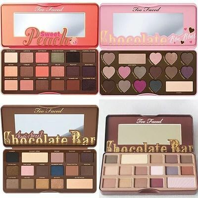 Too Faced Eye Shadow Palette Make Up Cosmetics Various Shades UK Seller