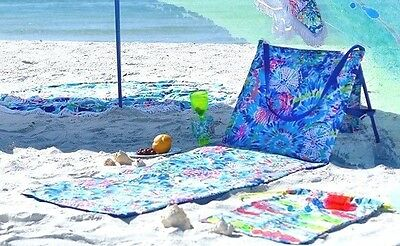 NWT Lilly Pulitzer GWP Splash Into Summer Dive In Beach Chair Mat New in Box