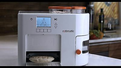 Brand NEW: Rotimatic - In hand...Ships immediately..worldwide shipping available