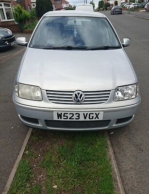 Vw polo 1.4  moted spares and repairs