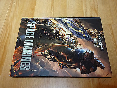 Codex Space Marines 7. Edt
