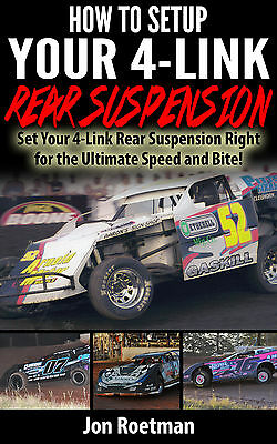 HOW TO Setup Your 4-Link Rear Suspension IMCA NASCAR Modified Sportmod Dirt Afco