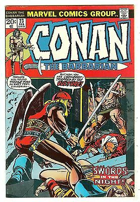 Conan The Barbarian 23   1st Red Sonja