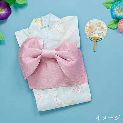 Cinnamoroll adult Yukata (knotband) SANRIO from Japan kawaii SHIPPING FREE