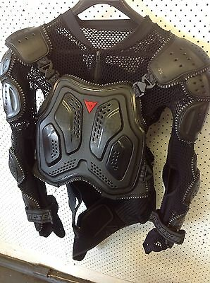 Dainese Body  Jacket Pro 2 Nero Large (New)
