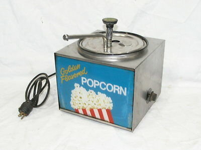 Very Neat Vintage Retro Movie Theater Popcorn Butter Warmer Dispenser For Repair
