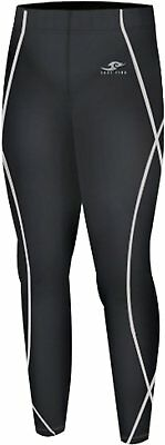 Kids Compression Long Pants Soccer Baseball Sports Skin Base Layer 3 Colours