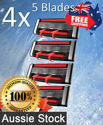 Schick Hydro ® 5 Blade Compatible Replacement Razor Quality Refill Cartridges