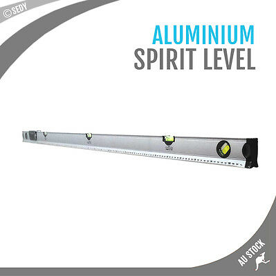1500mm 150cm 1.5m 1200mm 120cm 1.2m 5 in 1 Professional Aluminium Spirit Level