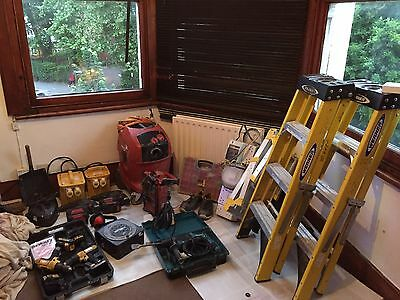 Wall Chaser Hilti, electricians power tools, Completed Kits