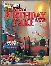 Women's Weekly Children's Birthday Cake Book