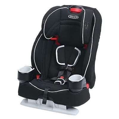 Graco Atlas 65 2-In-1 Harness and Highback Booster Car Seat | Glacier (Open Box)