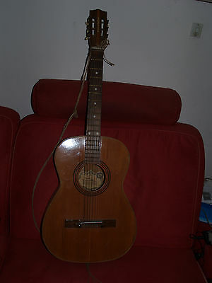 Guitare ancienne Excelsior