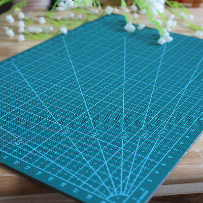 A3/A4 Self Healing Non Slip Craft Quilting Printed Grid Lines Board Cutting Mat
