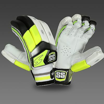 SS ClubLite Cricket Batting Gloves - Men's Size (RH/LH) Free Ship + Free Inners