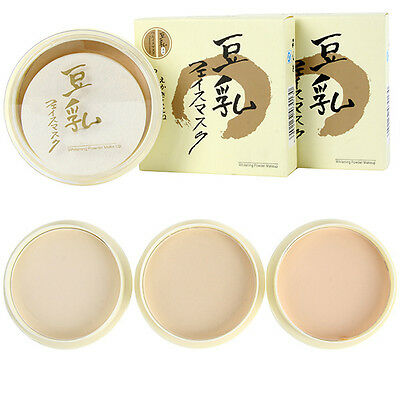Face Pressed Powder Smooth Dry Powder-Concealer Oil Control Loose Makeup Beauty