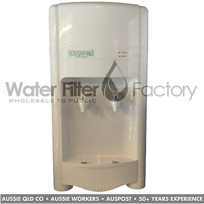 Waterworks Bench Counter Top Water Cooler | Bottled + Mains Coolers S5 Series WW