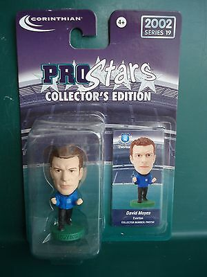 CORINTHIAN PROSTARS Collector's Edition - Series 19 - David Moyes - Everton