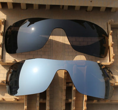 1bb7ea68ec 2 Pair ACOMPATIBLE Polarized Lens Replacement T3 for-Oakley Turbine Rotor  OO9307