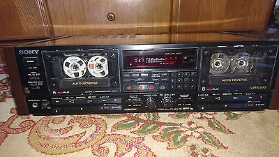 sony STEREO CASSETTE DECK tc wr 11 ES(TC WR 950)
