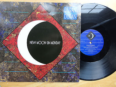 "Duran Duran New Moon on Monday 12"" Single 1983 **NEAR MINT**"