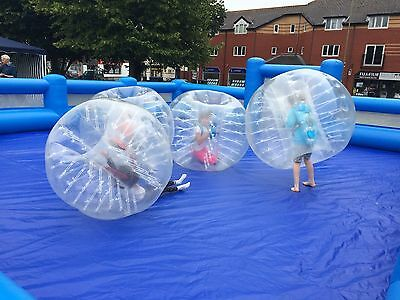 body zorb zorbing balls and enclosure business for sale ideal for bouncy castle