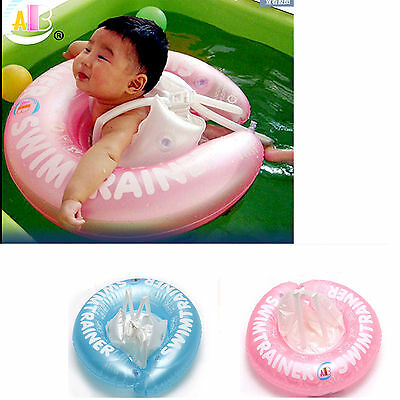 Dual airbags High Quality Newborn Baby Child Swimming Float Ring Safety
