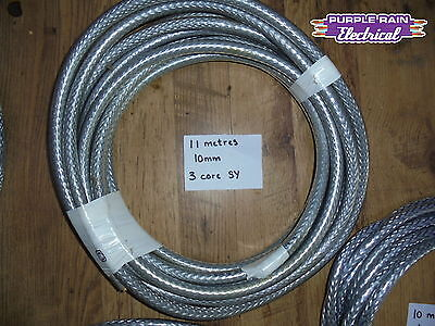 11 metres 10mm 3 core SY 11m